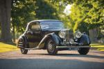 Bentley 4¼-Litre Sports Coupe by Park Ward 1938 года